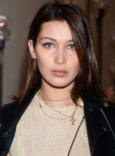 Bella Hadid Before Surgery