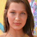 Bella Hadid Young