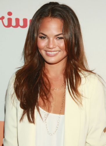 Chrissy Teigen Before Cosmetic Surgery