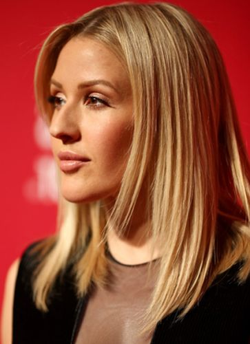 Ellie Goulding After Cosmetic Surgery 2016