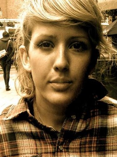 Ellie Goulding Young