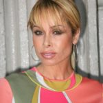 Faye Resnick Plastic Surgery after nose job