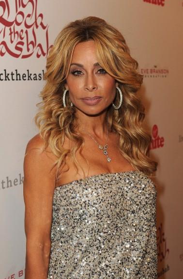 Faye Resnick botox plastic surgery