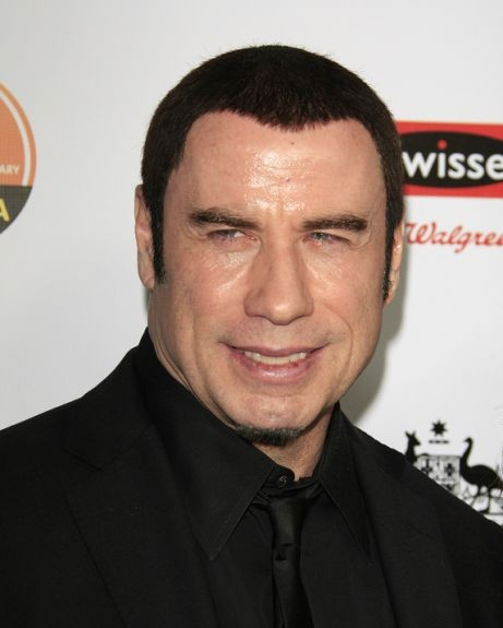 John Travolta Plastic Surgery after hair