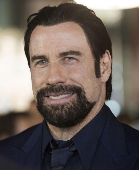 John Travolta after facelift Plastic Surgery