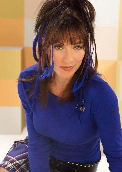 Katey Sagal before Plastic Surgery