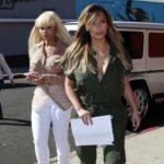 Blac Chyna and Kim Kardashian 150x150