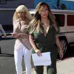 Blac Chyna and Kim Kardashian