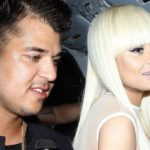 Blac Chyna and Rob Kardashian 150x150