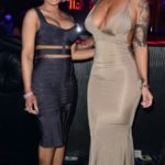 Blac Chyna with Amber Rose