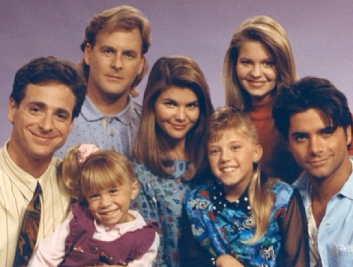 Jodie Sweetin and Full House Crew