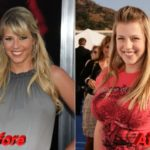 Jodie Sweetin plastic surgery before and after breast augmentation