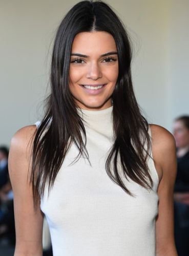 Kendall Jenner After Cosmetic Procedure