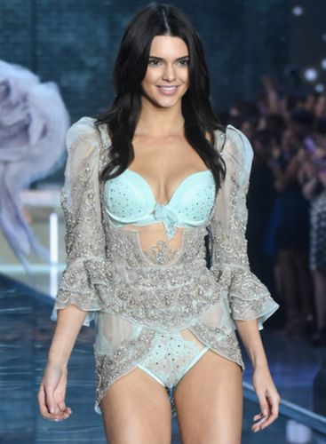 Kendall Jenner Fashion Show