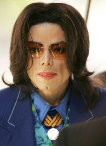 Michael Jackson After Cosmetic Surgeries