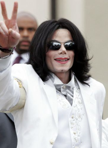 Michael Jackson After Multiple Surgery Procedures
