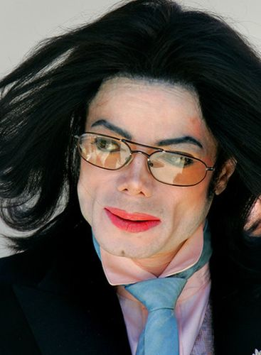 Michael Jackson After Plastic Surgery
