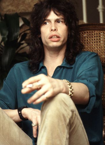 Steven Tyler Before Cosmetic Surgery