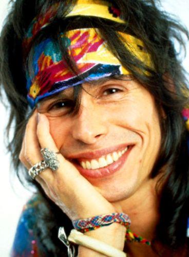 Steven Tyler Smile