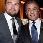 Sylvester Stallone and Leo Di Caprio
