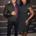 Sylvester Stallone and Serena Williams 2015 150x150