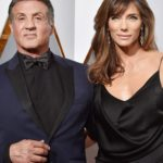 Sylvester Stallone and Wife Oscars 2016