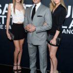 Sylvester Stallone and daughters 150x150
