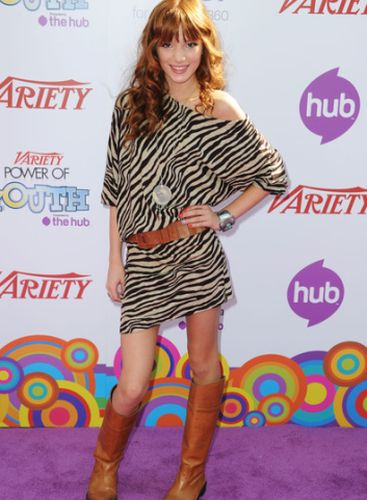 Bella Thorne Before Cosmetic Surgery