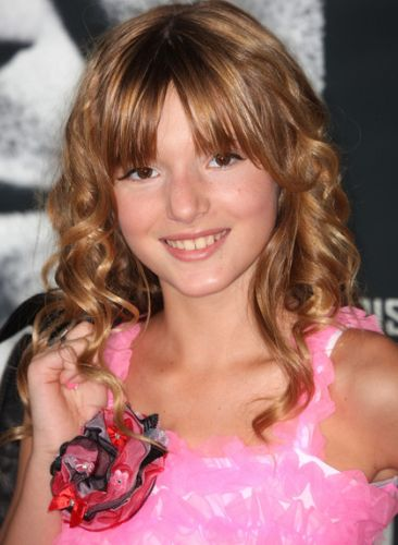 Bella Thorne Younger Days