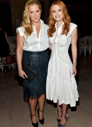 Bella Thorne and Amy Schumer