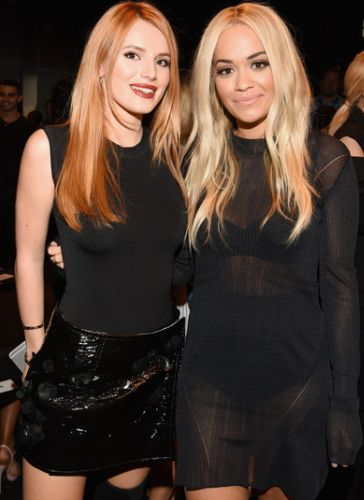 Bella Thorne and Rita Ora