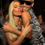 Coco Austin and Amber Rose