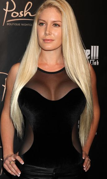 Heidi Montag Plastic Surgery nose job