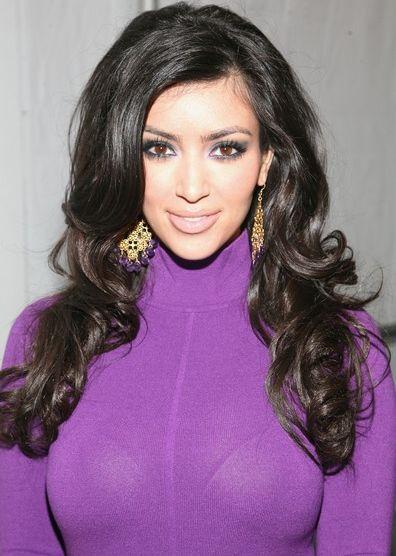 Kim Kardashian Beautiful
