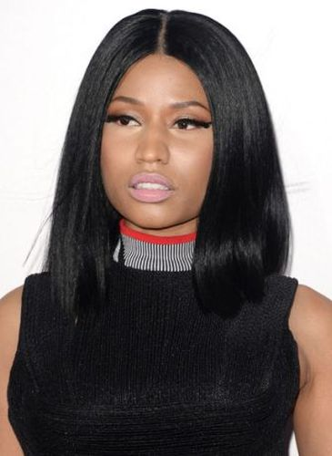 Nicki Minaj After Cosmetic Surgery