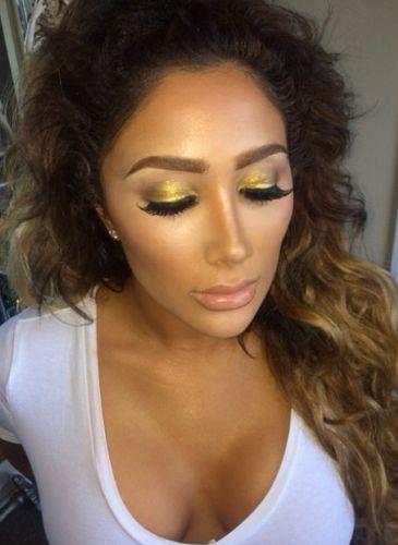 Nikki Mudarris Makeup