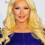 Christina Aguilera After Plastic Surgery