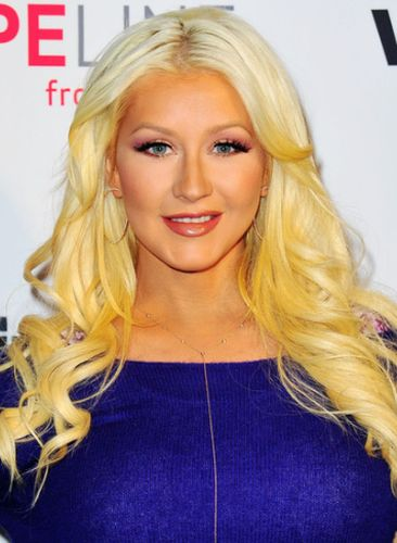 Christina Aguilera After Plastic Surgery