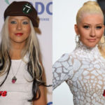 Christina Aguilera Before and After Cosmetic Surgery