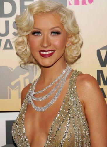 Christina Aguilera MTV Awards