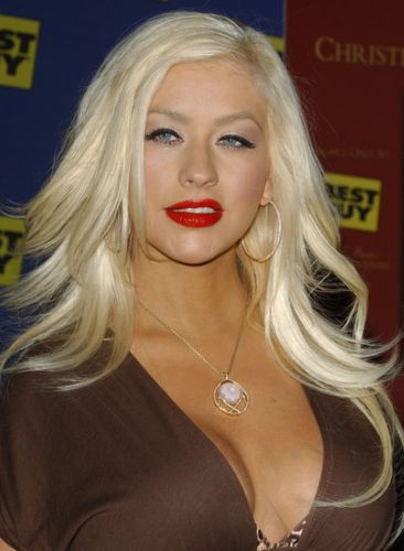 Christina Aguilera Plastic Surgery Rumors