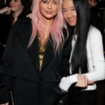 Kylie Jenner and Vera Wang 150x150