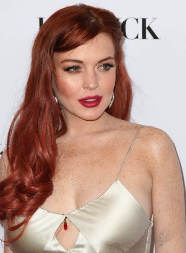 Lindsay Lohan After Cosmetic Surgery