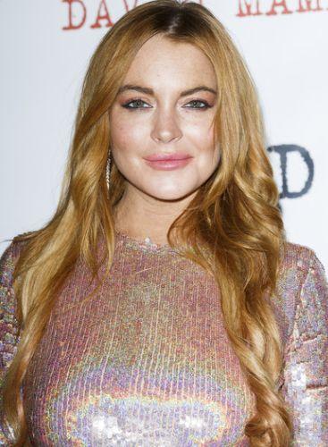 Lindsay Lohan After Surgery Procedure
