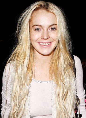 Lindsay Lohan Bad Hair Day