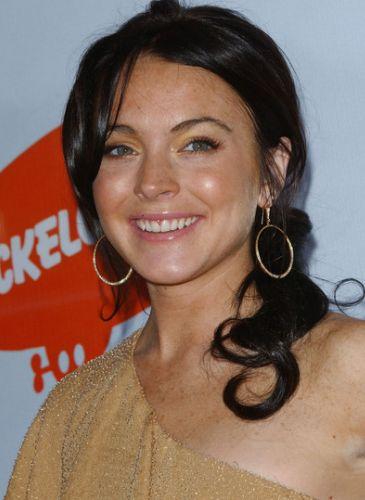 Lindsay Lohan Before Cosmetic Surgery