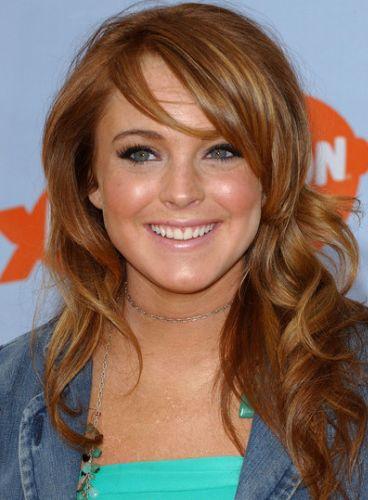 Lindsay Lohan Before Plastic Surgery