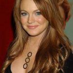 Lindsay Lohan Boob Job