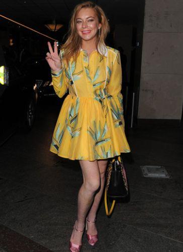 Lindsay Lohan Plastic Surgery Transformation