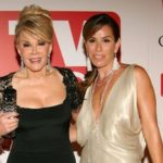 Melissa Rivers and Joan Rivers Plastic Surgery - Way too many